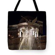 Angel's Call Tote Bag