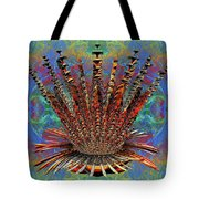 Angels Crown-cosmic Stew Tote Bag