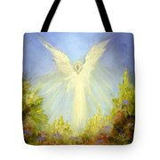 Angel's Garden Tote Bag