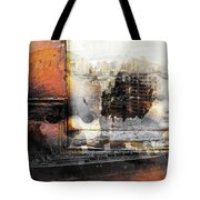 Angels In Former And Modern Times Tote Bag