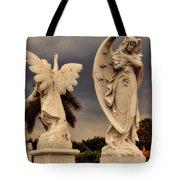 Angels In Havana Tote Bag