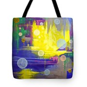 Angels In My Bedroom Tote Bag by Anthony Falbo