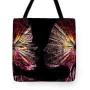 Angels Inside Tote Bag