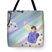 Angel's Melody  Tote Bag