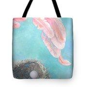Angel's Nest Tote Bag by Ana Maria Edulescu