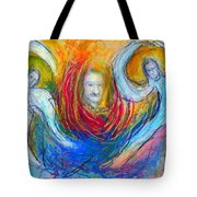 Angels Of Mercy Tote Bag