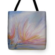 Angels Of Revival Ps 104 4 Tote Bag