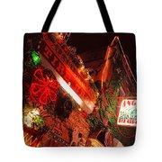 Angels Tire No. 1 Tote Bag