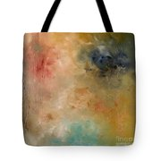 Angels Up Tote Bag by KR Moehr