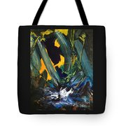 Anger And Bad Temper Tote Bag