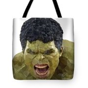 Anger Tote Bag