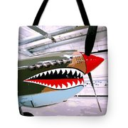 Anger Management Palm Springs Air Museum Tote Bag
