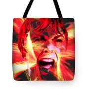 Anger Management Tote Bag