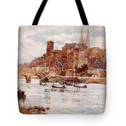 Angers  Tote Bag