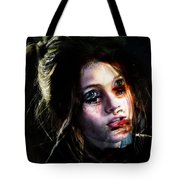 Angie, She Loves Stories Tote Bag