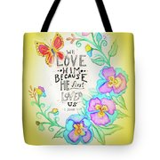 Angie's Creation  Tote Bag