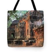 Angkor Wat Ruins - Siem Reap, Cambodia Tote Bag