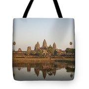 Angkor Wat Temple, Cambodia Tote Bag