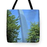 Angle Profile Tote Bag
