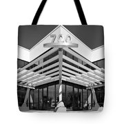 Angles And Symmetry Tote Bag