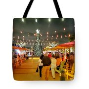 Anglin's Square Tote Bag