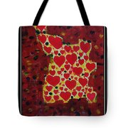 Ango Love Tote Bag