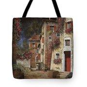 Angolo Buio Tote Bag by Guido Borelli
