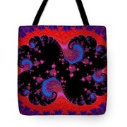 Angora Butterfly Tote Bag