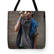Angry Man Part I Tote Bag