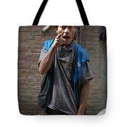 Angry Man Part II Tote Bag