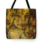 Angry Warriors Tote Bag