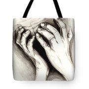 Anguish #2 Tote Bag