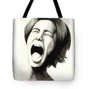 Anguish #3 Tote Bag