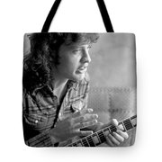 Angus Young Ac/dc Tote Bag