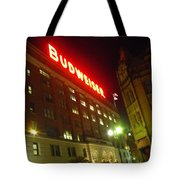 Anheuser-busch Brewery Tote Bag