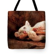 Animal - Cat - My Chew Toy Tote Bag