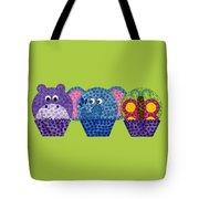 Animal Cupcakes 2 Tote Bag