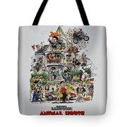 Animal House  Tote Bag