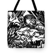 Animal Legend 1912 Tote Bag
