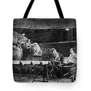 Animal Tamer, 1930s Tote Bag
