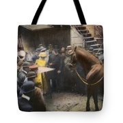 Animals: Clever Hans, 1904 Tote Bag