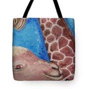 Animals Ladies Tote Bag