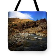 Animas Forks Colorado Tote Bag