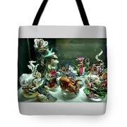 Animated Aquarium Tote Bag