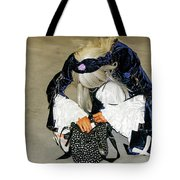 Anime - Personification Of A Lucky Girl  Tote Bag