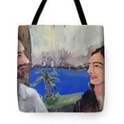 Anita And I Tote Bag