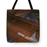 Anita's Piano 2 Tote Bag