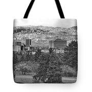 Ankara - Bw Tote Bag