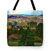 Ankara Tote Bag