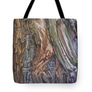 Ankor Temple Trees  Tote Bag